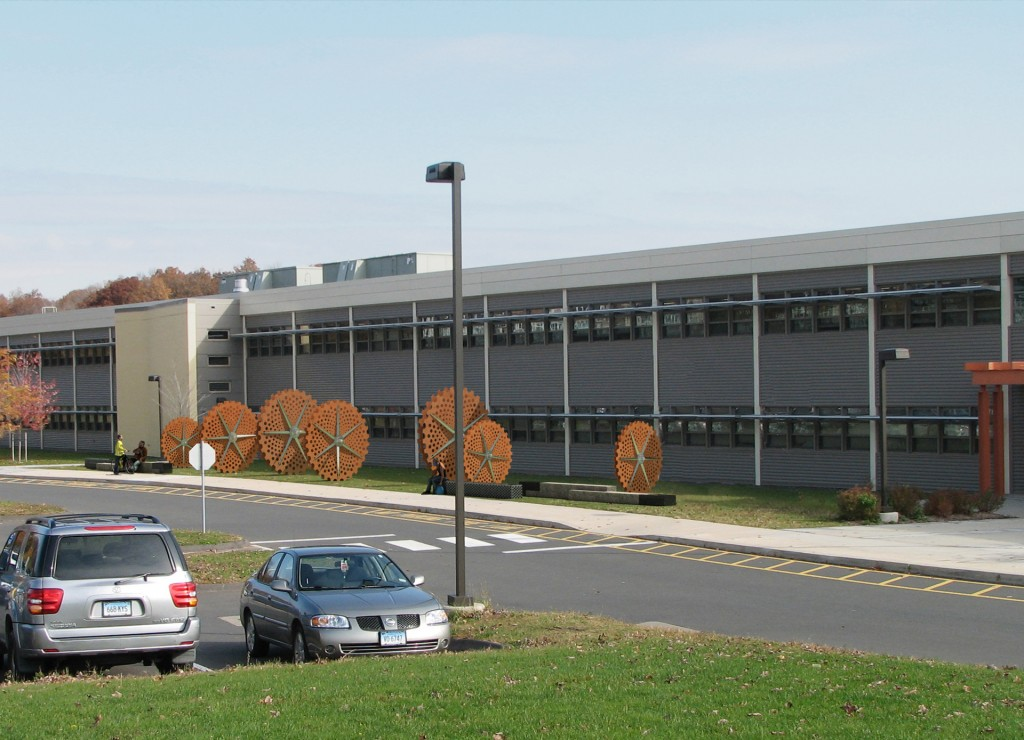 E.C. Goodwin High School, New Britain, CT