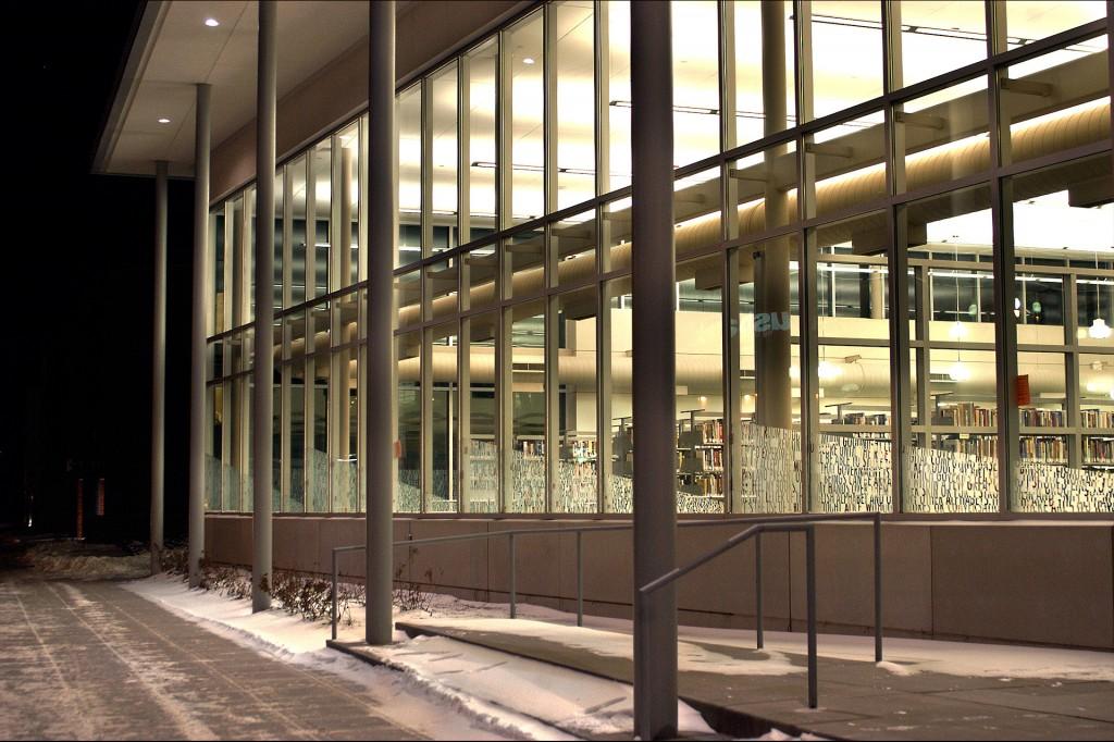 East Lake Library, Minneapolis, Minnesota