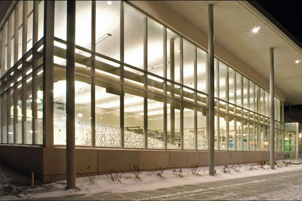 East Lake Library, Minneapolis, Minnesota